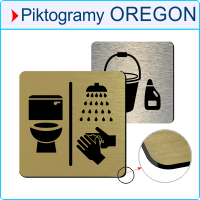 piktogram OREGON